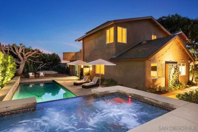 327 Leeann Lane, Encinitas, CA 92024 (#210020157) :: Jett Real Estate Group