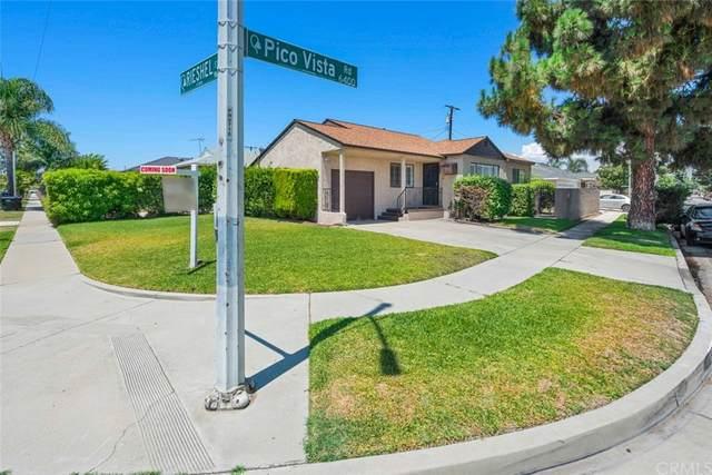 6417 Pico Vista Road, Pico Rivera, CA 90660 (#RS21156427) :: Latrice Deluna Homes