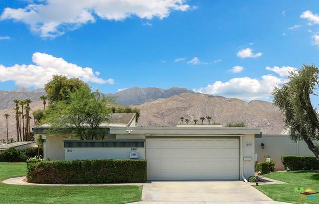 1007 Saint George Circle, Palm Springs, CA 92264 (#21758744) :: Zutila, Inc.