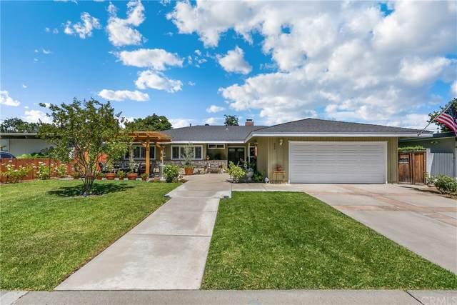 606 N Cornell Avenue, Fullerton, CA 92831 (#PW21156877) :: Robyn Icenhower & Associates