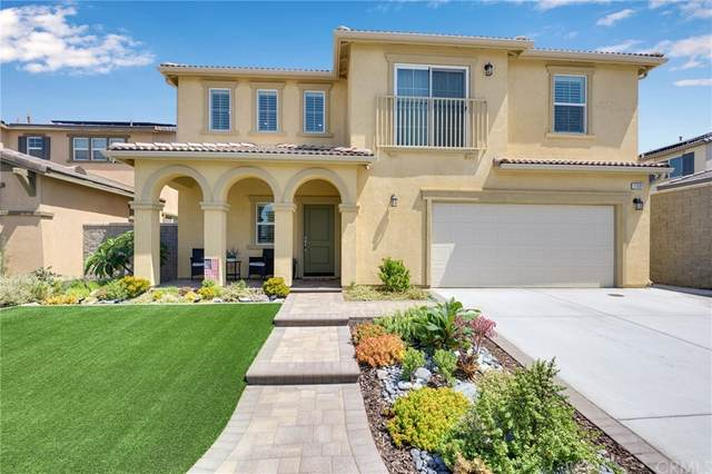 11081 Clear Lake Lane, Eastvale, CA 91752 (#PW21157090) :: The Marelly Group | Sentry Residential