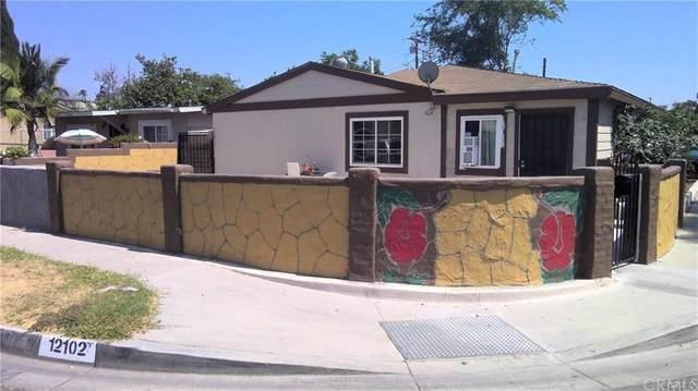 12100 215th Street, Hawaiian Gardens, CA 90716 (#CV21157154) :: Powerhouse Real Estate