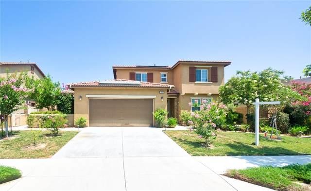13950 Barnett Lane, Eastvale, CA 92880 (#TR21154346) :: The Marelly Group | Sentry Residential