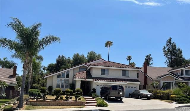 1232 S Lemon Avenue, Walnut, CA 91789 (#TR21157093) :: The Kohler Group