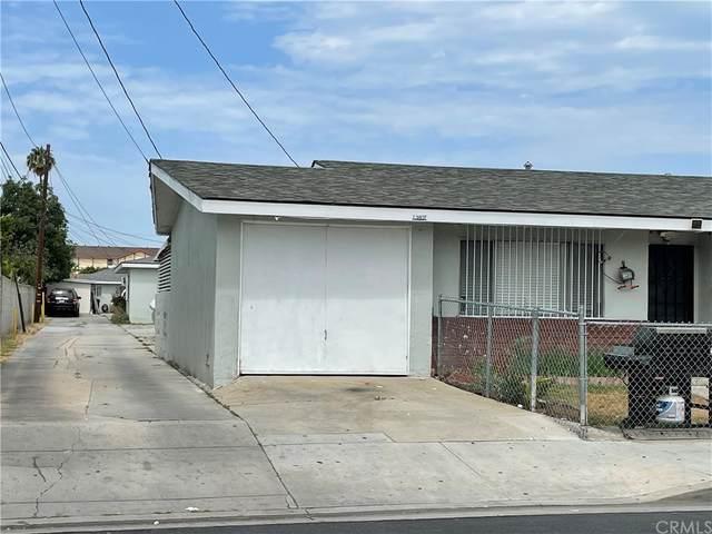 13811 Kornblum Avenue, Hawthorne, CA 90250 (#PW21157265) :: The Kohler Group