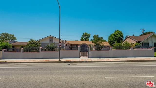 11027 Reseda Boulevard, Porter Ranch, CA 91326 (#21762382) :: Millman Team