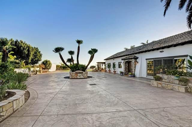 2296 Sunshine Mountain Road, San Marcos, CA 92069 (#NDP2108393) :: Mark Nazzal Real Estate Group