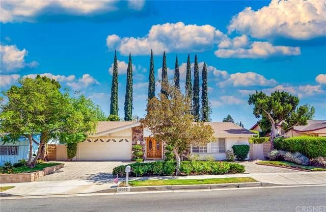 17172 Sesnon Boulevard, Granada Hills, CA 91344 (#SR21157398) :: Robyn Icenhower & Associates