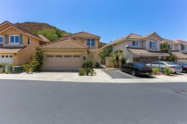 18721 Caminito Pasadero #146, San Diego, CA 92128 (#NDP2108395) :: Powerhouse Real Estate