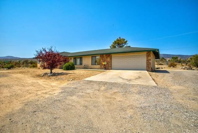 1707 Maria Road, Pinon Hills, CA 92372 (#EV21157530) :: Robyn Icenhower & Associates