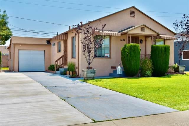 1404 S Broadacres Avenue, Compton, CA 90220 (MLS #DW21157501) :: CARLILE Realty & Lending