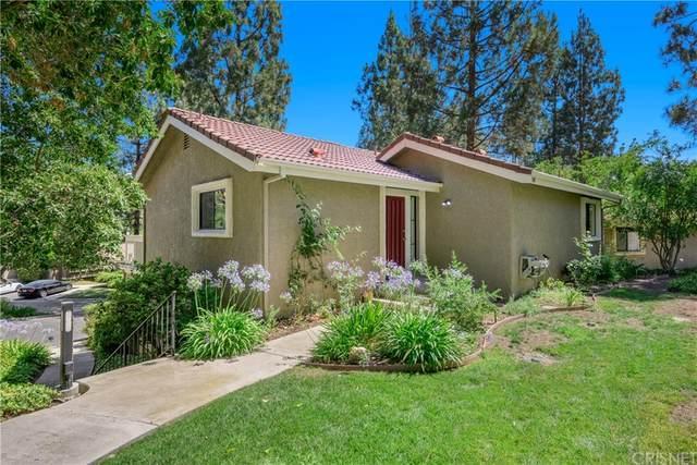 625 Calle Aragon, Oak Park, CA 91377 (#SR21155403) :: Zutila, Inc.