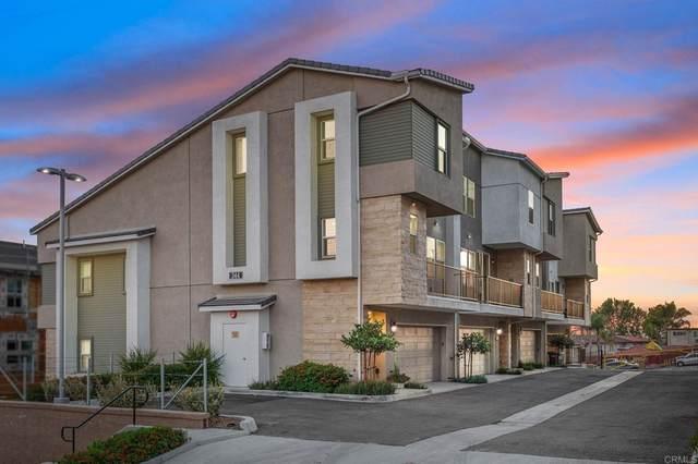 344 Fitzpatrick Road #102, San Marcos, CA 92069 (#NDP2108405) :: The Kohler Group