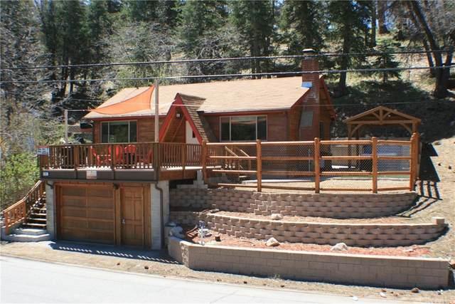 43201 Sand Canyon Road, Big Bear, CA 92315 (#CV21152725) :: Cochren Realty Team | KW the Lakes