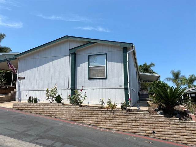 1333 Olive #29, Vista, CA 92083 (#NDP2108417) :: Doherty Real Estate Group