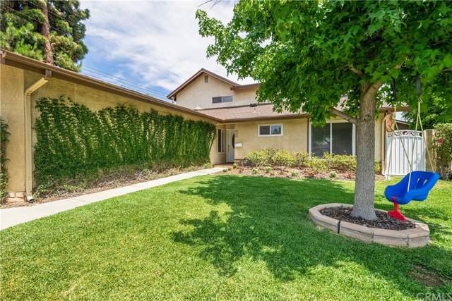 411 Fordland Avenue, La Verne, CA 91750 (#CV21144881) :: Latrice Deluna Homes