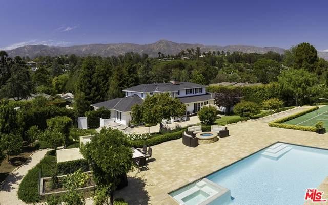 743 Woodland Drive, Santa Barbara, CA 93108 (#21762656) :: RE/MAX Empire Properties