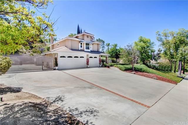932 Clearwood Avenue, Riverside, CA 92506 (#IV21158077) :: The DeBonis Team