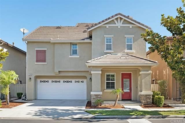2744 W Madison Circle, Anaheim, CA 92801 (#OC21158258) :: Latrice Deluna Homes