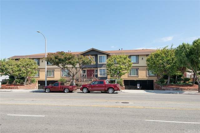 4633 Marine Avenue #128, Lawndale, CA 90260 (#SB21158390) :: Realty ONE Group Empire