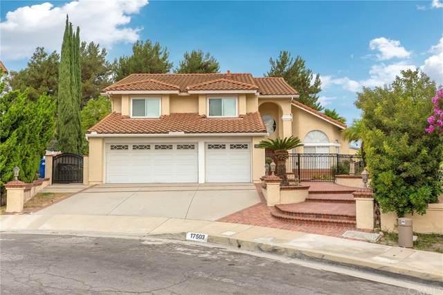 17503 Mondino Drive, Rowland Heights, CA 91748 (#PW21158401) :: The Kohler Group
