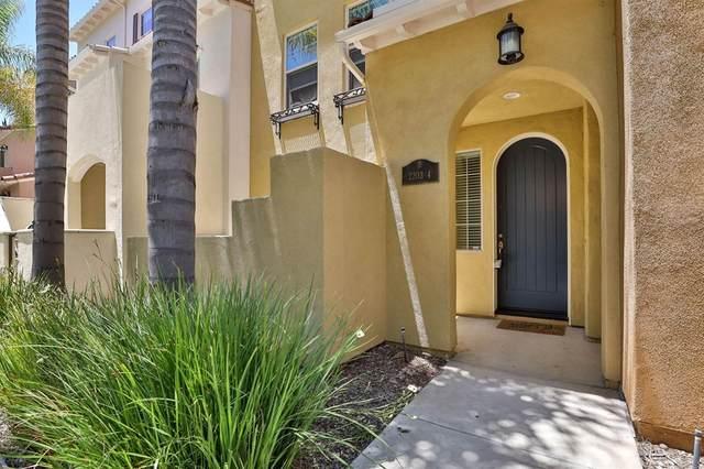2203 Huntington #4, Chula Vista, CA 91914 (#PTP2105076) :: Mark Nazzal Real Estate Group