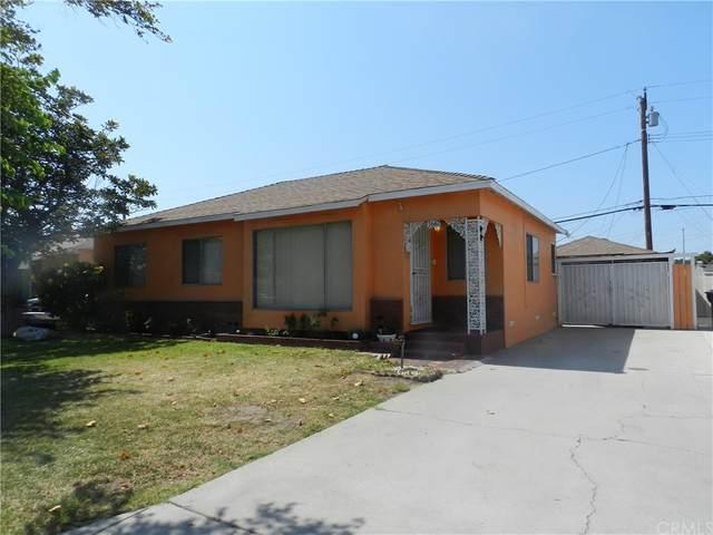 3647 Greenglade Avenue, Pico Rivera, CA 90660 (#PW21156230) :: Mark Nazzal Real Estate Group