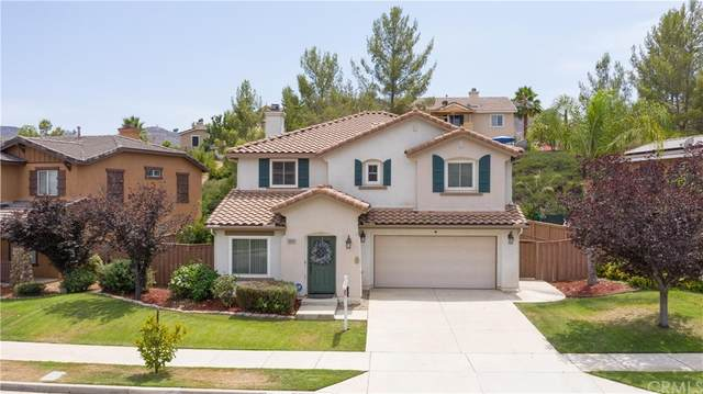 32029 Poppy Way, Lake Elsinore, CA 92532 (#SW21158668) :: Realty ONE Group Empire