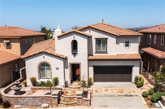 3511 Ironbark Way, Yorba Linda, CA 92886 (#PW21158782) :: Steele Canyon Realty