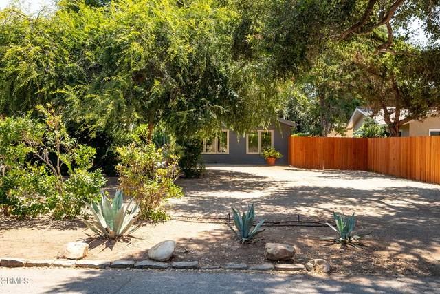 908 Tico Road, Ojai, CA 93023 (#V1-7246) :: The Marelly Group   Sentry Residential
