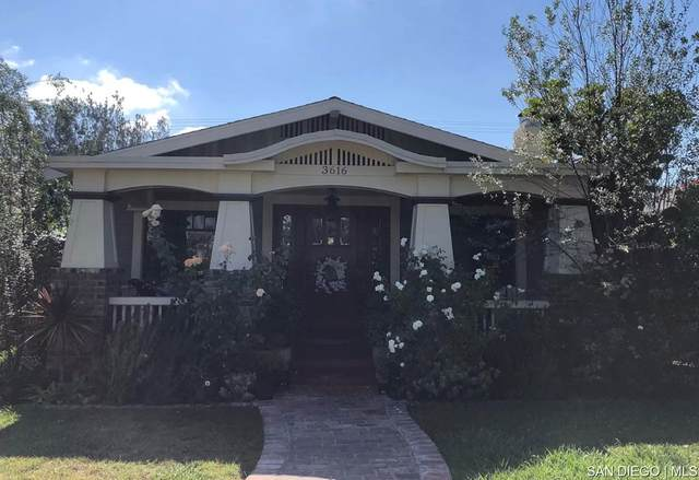 3612 18 Herman Ave, San Diego, CA 92104 (#SDC0000172) :: Jett Real Estate Group