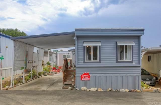 801 S Halcyon #5, Arroyo Grande, CA 93420 (#PI21157688) :: Eight Luxe Homes
