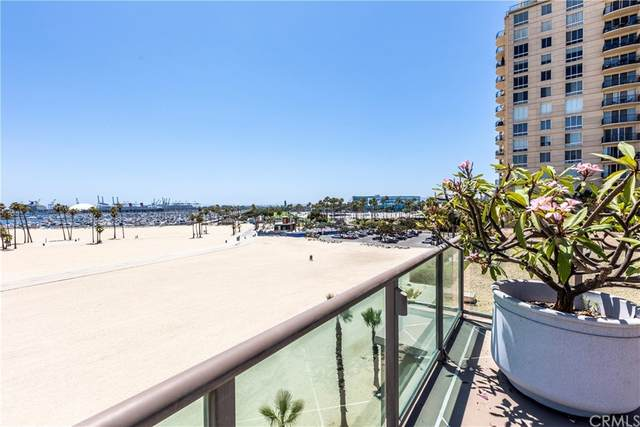 1000 E Ocean Boulevard #103, Long Beach, CA 90802 (#OC21152697) :: Team Tami