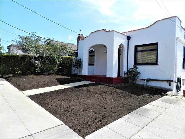 824 Oro Terrace, San Pedro, CA 90731 (#SB21159138) :: Jett Real Estate Group