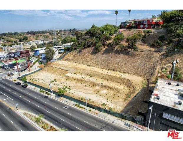 4615 W Slauson Avenue, Los Angeles (City), CA 90043 (#21763356) :: Jett Real Estate Group