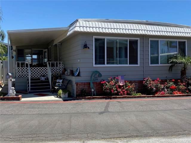 20701 Beach Boulevard #182, Huntington Beach, CA 92648 (#IV21159214) :: Realty ONE Group Empire