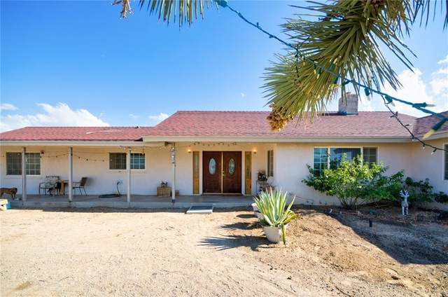 32201 Clark Road, Lucerne Valley, CA 92356 (#PW21159424) :: Eight Luxe Homes