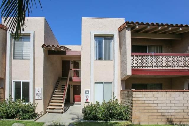 700 W La Veta Avenue C4, Orange, CA 92868 (#OC21159529) :: Zutila, Inc.