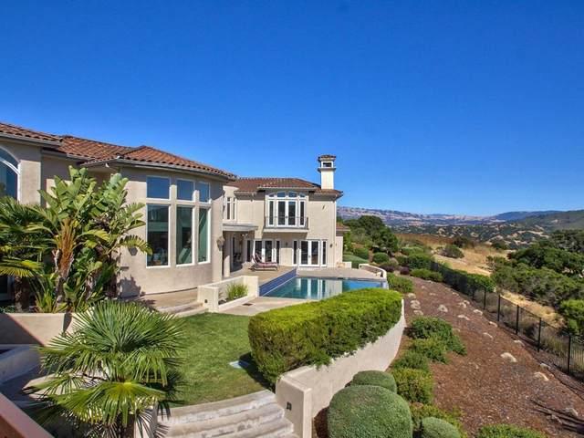 900 La Terraza Court, Monterey, CA 93940 (#ML81854303) :: Steele Canyon Realty