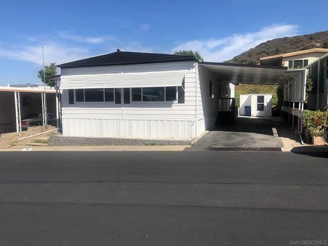 7467 Mission Gorge Rd #150, Santee, CA 92071 (#210020483) :: Latrice Deluna Homes