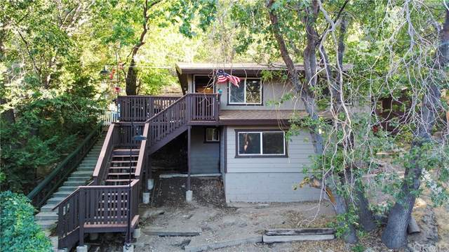 941 Mockingbird Road, Wrightwood, CA 92397 (#IV21159098) :: Eight Luxe Homes