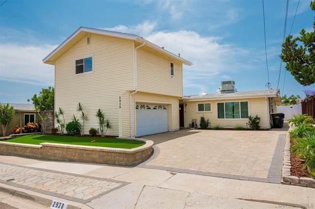 2938 Admiral Ave, San Diego, CA 92123 (#210020504) :: The Kohler Group
