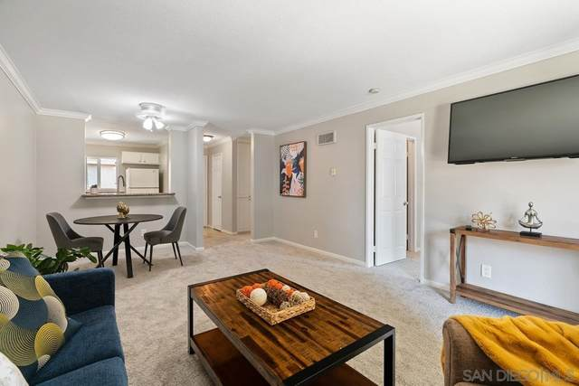 7545 Charmant Dr #1320, San Diego, CA 92122 (#210020508) :: Doherty Real Estate Group