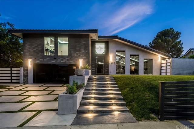 19118 Merion Drive, Porter Ranch, CA 91326 (#SR21158816) :: The Kohler Group