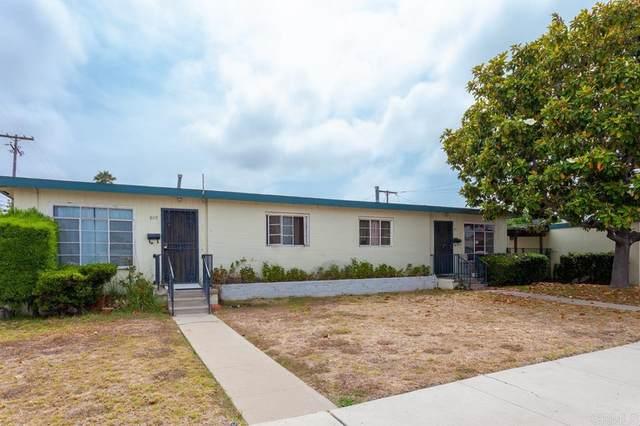 805 11 S V Avenue, National City, CA 91950 (#NDP2108502) :: Robyn Icenhower & Associates