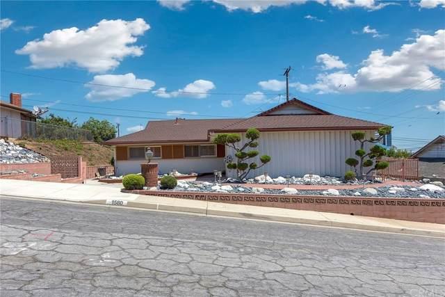 1580 Lunar Drive, Monterey Park, CA 91754 (#WS21157064) :: Robyn Icenhower & Associates