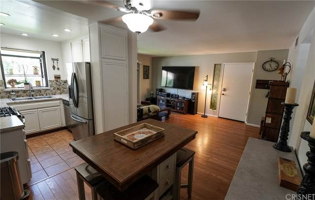 18145 American Beauty Drive #105, Canyon Country, CA 91387 (#SR21158643) :: Jett Real Estate Group
