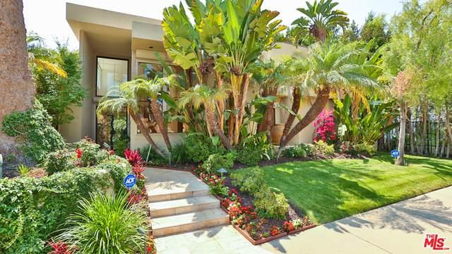 605 N Hillcrest Road, Beverly Hills, CA 90210 (#21761120) :: The Miller Group