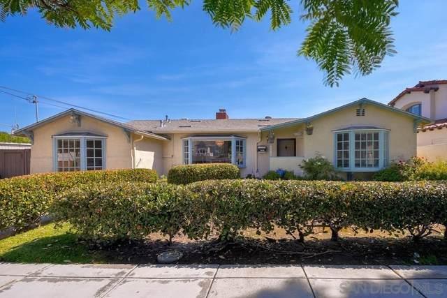 1617 Miguel Ave, Coronado, CA 92118 (#210020551) :: The Kohler Group
