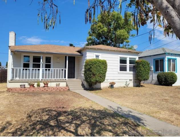 1512 48th, San Diego, CA 92102 (#210020553) :: Jett Real Estate Group